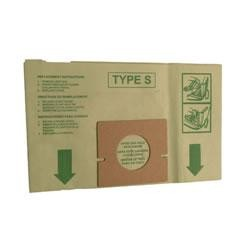 Free S/H - Hoover Type S Vacuum Bags # 4010064S - Genuine - 3 Bags