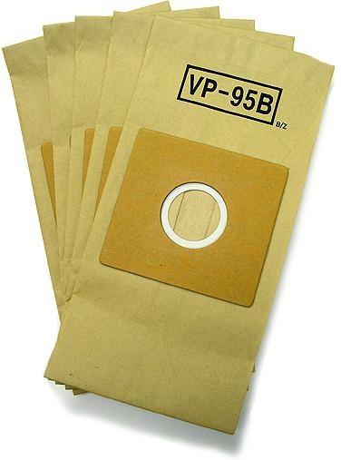 Bissell 603-2000 VP-95B Butler Revolution vacuum cleaner bags- Genuine - 5 Bags