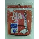 Free S/H - Dirt Devil Style 8 Vacuum Belt  # 3-480490-044  - Genuine - 2 Belts