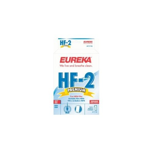 Free S/H - Eureka HF2 HEPA Filter # 61111B - Genuine