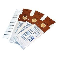 Eureka 61983 Style GE-1 Upright Vacuum Bags - Genuine - 3 bags + 1 Filter