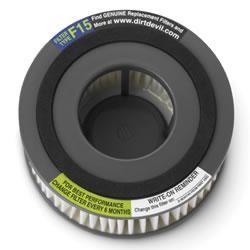 Free S/H - Dirt Devil F15 Quick Vac Filter  # 3-SS0150-001 - Genuine