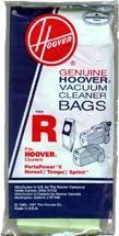 Hoover Type R Vacuum Bags # 4010063R - Genuine  - 5 Bags
