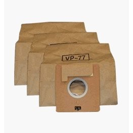 Free S/H - Samsung VP-77F Canisters Vacuum Cleaner Bags # 23830  - Genuine - 5 Bags