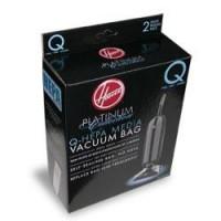 Free S/H - Hoover Type Q Hepa Vacuum Bags # AH10000 - Genuine - 2 Bags