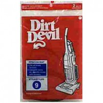 Free S/H - Dirt Devil Style 9 Vacuum Belt  # 3-990220-044   - Genuine - 2 Belts