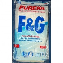 Free S/H - Sanitaire Style F&G Filteraire  Vacuum Bags #54924B -Genuine - 10 Bags