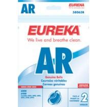 "Free S/H - Eureka Style ""AR"" Belts #58065B - Genuine - 2 Belts"