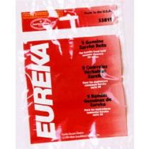 """Free S/H - Eureka Style """"57"""" Belts  #60300 - Genuine - 2 Belts"""