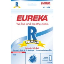 "Free S/H - Eureka Style ""R"" Extended Life Belt #61110A - Genuine - 1 Belt"