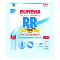 Eureka 61115 Style RR Vacuum Bags - Genuine - 3 bags