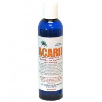 Free S/H - Allersearch Acaril Laundry Additive (8 oz.) for control of Dustmite Allergen