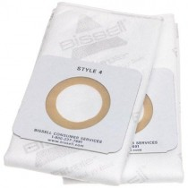 Bissell 32031 Style 4 Filtrete bags- Genuine - 2 Bags
