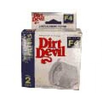 Free S/H - Dirt Devil F4 Filter # 3-ME1950-001 - Genuine