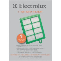 Free S/H - Electrolux Oxygen 3 Canister H12 HEPA Filter # EL012 - Genuine