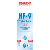 Free S/H - Eureka HF9 Value Pack Filter # 60951B - Genuine