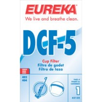 Free S/H - Eureka DCF5 Dust Cup Filter  # 62130  -  Genuine