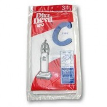 Dirt Devil 3-700147-001 Type C Deluxe Vacuum Bags - Genuine - 3 bags