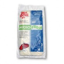 Dirt Devil 3-103075-001 Type G Microfresh Vacuum Bags - Genuine - 3 Bags