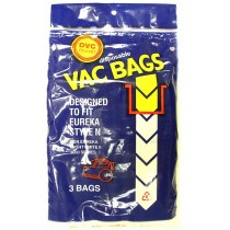 Free S/H - Sanitaire Style F&G  Vacuum Bags -Generic - 3 Bags