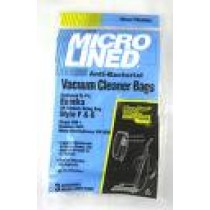 Free S/H - Sanitaire Style F&G  Vacuum Bags  - Generic - 3 Bags