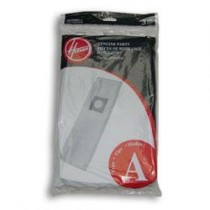 Hoover 4010001A  Type A Vacuum Bag- Genuine - 3 Bags