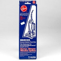 Free S/H - Hoover Self-Propelled WindTunnel Final Filter  # 40110001 - Genuine
