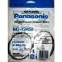 Free S/H - Panasonic Type UB-7 Vacuum Belts  #MC-V245B - Genuine - 2 Belts