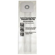 Free S/H - Nutone Central Vacuum Bags- Generic - 3 Bags
