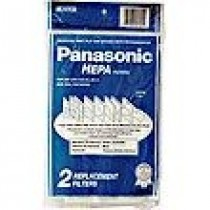 Free S/H - Panasonic  Replacement HEPA Filters # MC-V193H  - Genuine - 2 Pcs