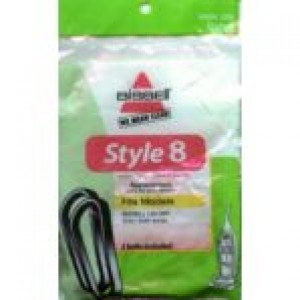 Free S/H - Bissell Style 8 Lift-Off Bagless Upright Vacuum Belts # 3200 - Genuine - 2 Belts